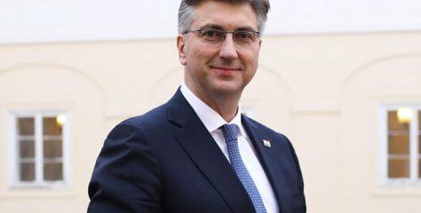 Plenković: Povijesna nepravda bi bila da BiH bude zadnji vagon u vlaku prema EU