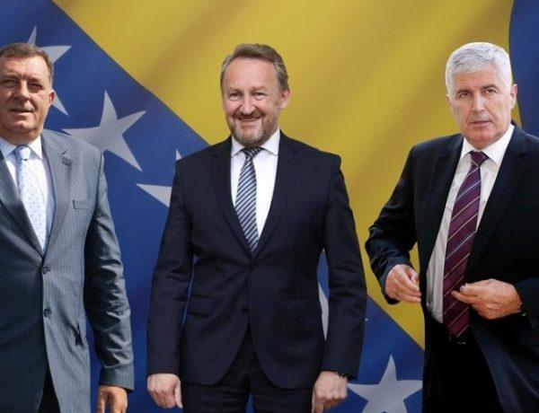 Novi ministri u VM – Zbog koalicije sa SBB-om i DF-om najveći gubitnik SDA – imaju samo jedno ministarstvo