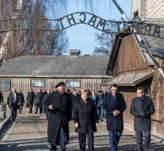 Njemačka kancelarka Angela Merkel prvi put u Auschwitzu