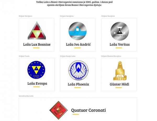Masoni u Hrvatskoj izlaze iz tajnosti – u BiH i dalje samo pod inicijalima
