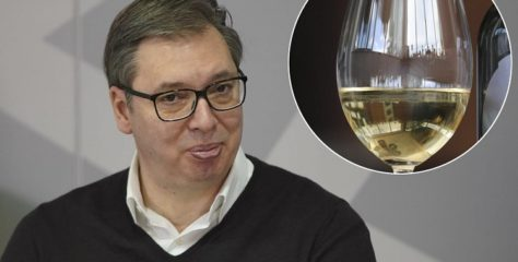 """NIJE PUCAO NA SARAJEVO, ALI """"RADIO JE SVOJ POSAO"""" Vučić istarsku malvaziju nazvao """"odvratnom"""" i da ju se """"ne može piti""""; Odgovorio mu gradonačelnik Pule: """"Živjeli"""""""